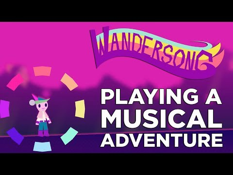 WANDERSONG: Allegra Goes On a Musical Journey