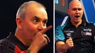 Biggest World Darts Championship shocks ever!