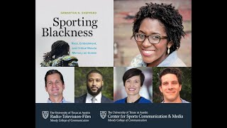 Sporting Blackness discussion with Dr. Samantha Sheppard