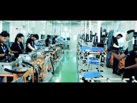 GE - Brilliant Factory in Pune