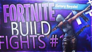 Fortnite Build Fight Compilation #1 (CONSOLE)