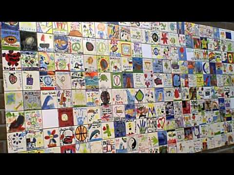 Hudson 4th Grade Moulton Elementary School Tile