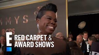 Leslie Jones Talks Emmy Nomination Against Kate McKinnon | E! Live from the Red Carpet