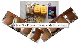 Clean 9 - Forever Living - My Experience and Results | Vegan CaZi