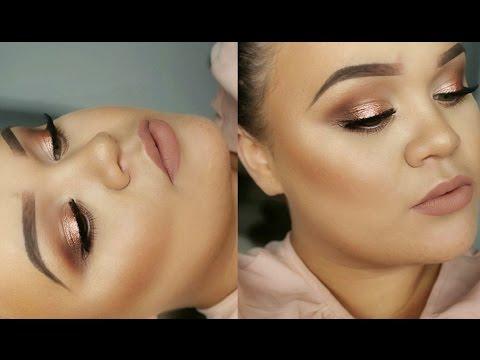 Bridal Full Face Makeup Tutorial