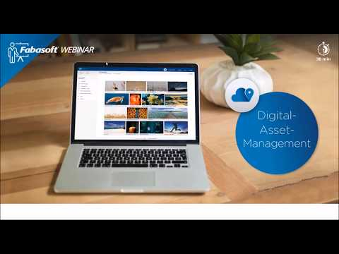 """Digital Asset Management in der Cloud"" Fabasoft 30 Minuten Webinar"