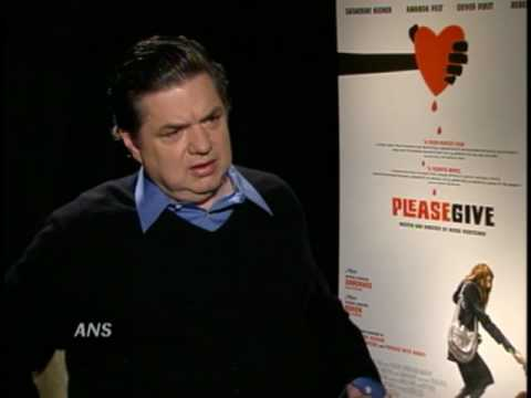 OLIVER PLATT ANS PLEASE GIVE INTERVIEW