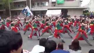 長崎大学突風さん 2014・新歓祭 「ソーラン節」 thumbnail