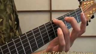 Learn to play Mini Lesson Still You Turn Me On Emerson, Lake & Palmer acoustic guitar lesson