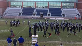 URI Ram Band Post Game Show 11-17-18