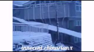 Snow Fall   Chinar Army Public College Murree  