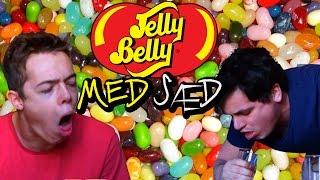 FØJ FOR SATAN! - Jelly Belly Challenge - m. BJKongen Jens.