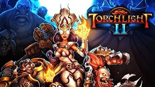 Torchlight II - Official Console Announcement Trailer | E3 2019