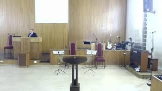 Culto de Santa Ceia - 11/10/2020