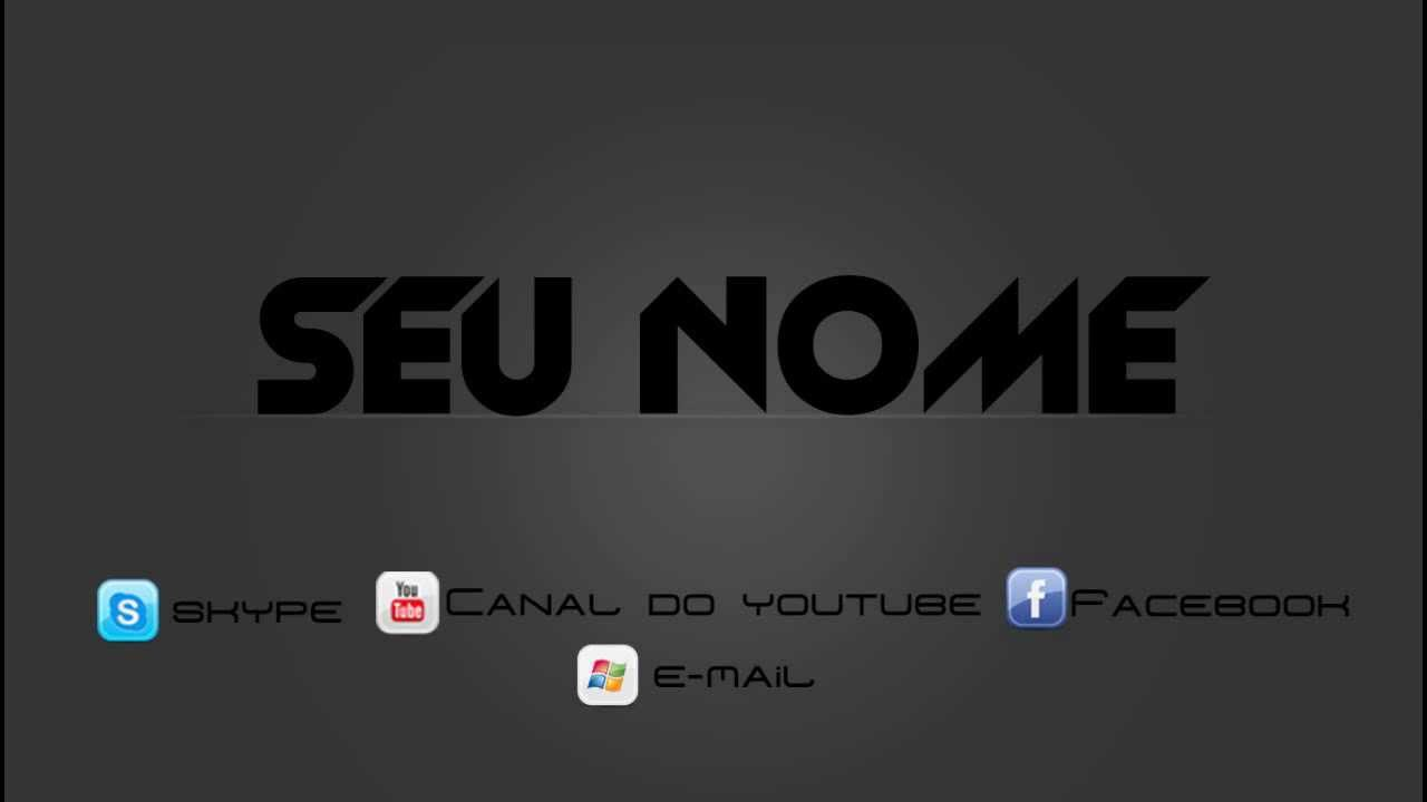 Wallpaper Editavel Hd 720p Youtube