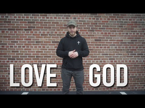 One True Goal: LOVE GOD | Christian Motivation