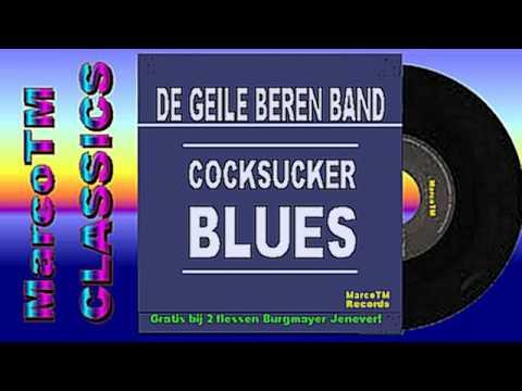 Geile Beren Band - Cocksucker Blues