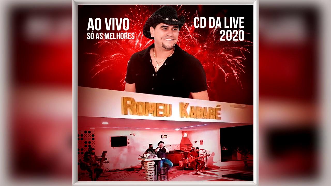 CD LIVE ROMEU KABARÉ 2020
