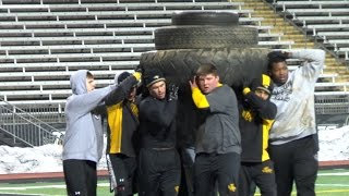 Towson Football: The Gauntlet