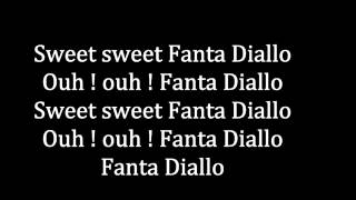 Magic system . sweet fanta dyalo -lyrics-