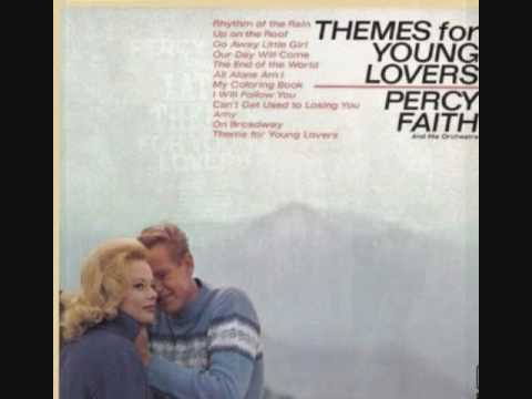 Percy Faith and his Orchestra - THEME FOR YOUNG LOVERS
