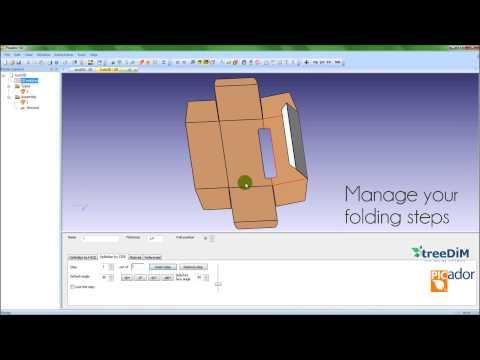 PICADOR / El nuevo software 2D / 3D para embalaje y PLV (www Sign-Tronic es)
