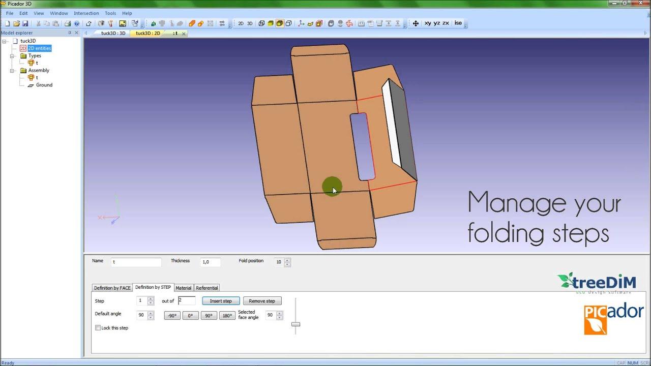 PICADOR / El nuevo software 2D / 3D para embalaje y PLV (www.Sign ...