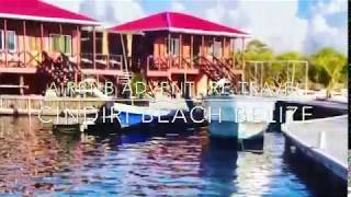 Permit On the Fly in Dangriga Belize - Airbnb Adventure Travel
