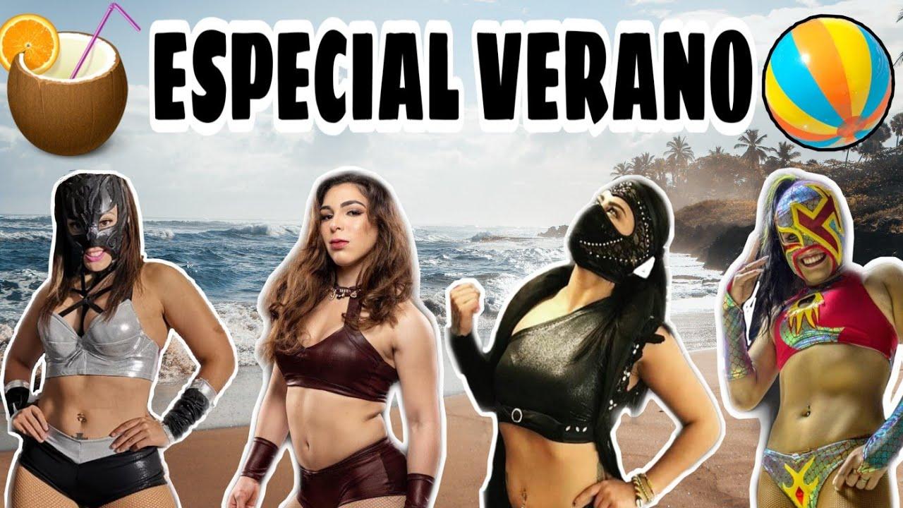 SHANI, HIEDRA, VANILLA, HADES ~ ESPECIAL VERANO con Datos  ~Esa Lucha!