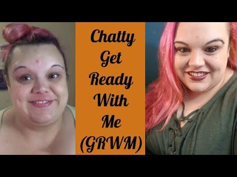 Chatty Fall GRWM - What is coming up on the Channel