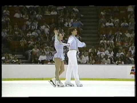 Lambert & Palascak - 1995 U.S. Olympic Festival, Figure Skating, Pairs' Free Skate
