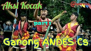 Solah Ganong Andes CS - Jathilan Turonggo Seto