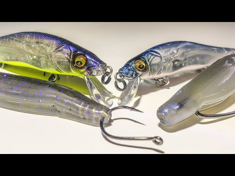 Char//Black 5 Custom Assassin Minnow Fish Spinnerbait Spinner Heads Bass Bait