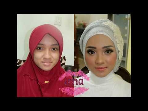Make Up Pengantin Muslimah Syar I Jakarta Wa 08124 6247 170 Ima