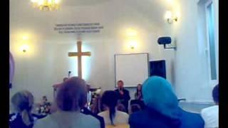 Cristian si Cristina Vaduva la Biserica Penticostala Carmel Oradea