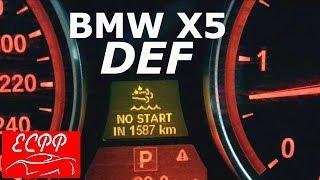 bmw x5 def fluid time bomb e70 diesel maintenance