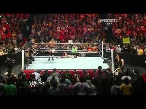 Monday Night Raw   Shield Saved Daniel Bryan