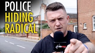 Tommy Robinson reports, while terrorism hits the streets of the UK,...