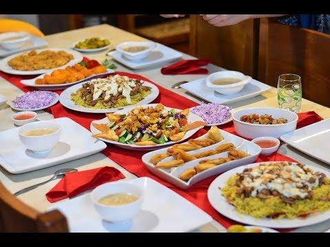 b8cde3d2c اقتراح سفرة 3 لعزومة فخمة أو سفرة رمضانية أروع من المطاعم - YouTube