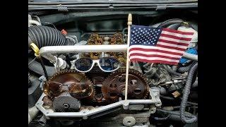 Waiting on Harmonic Balancer Installer (GM 4.2L Oil Pickup Tube Removal - Part 4)