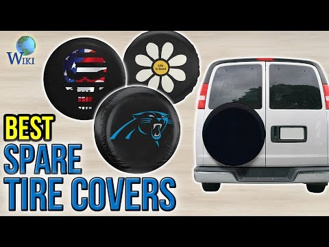 8 Best Spare Tire Covers 2017