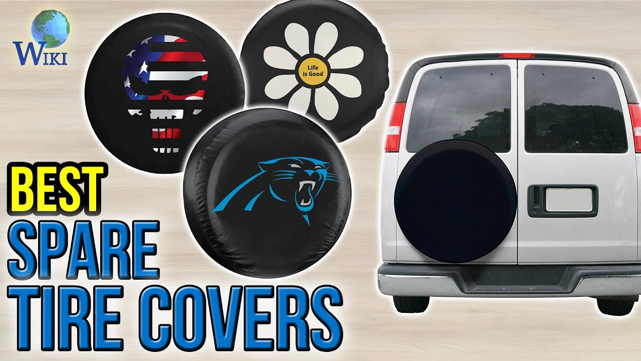 8 best spare tire covers 2017 youtube. Black Bedroom Furniture Sets. Home Design Ideas