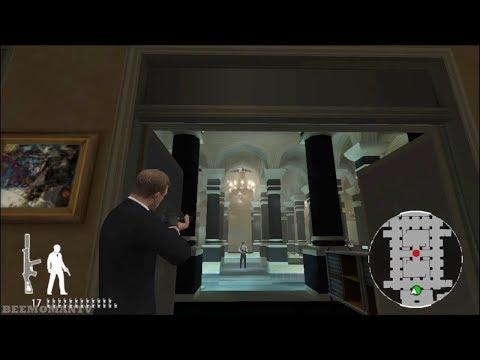 007: Quantum of Solace (PS2) Walkthrough Part 9 - Casino Royale