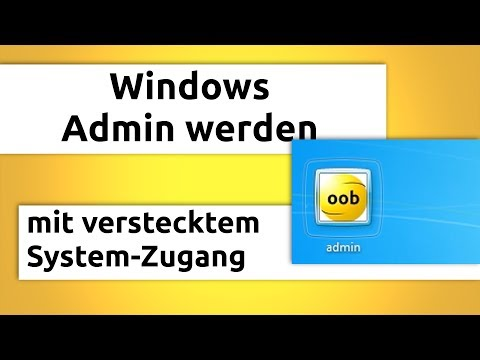 Windows Admin werden