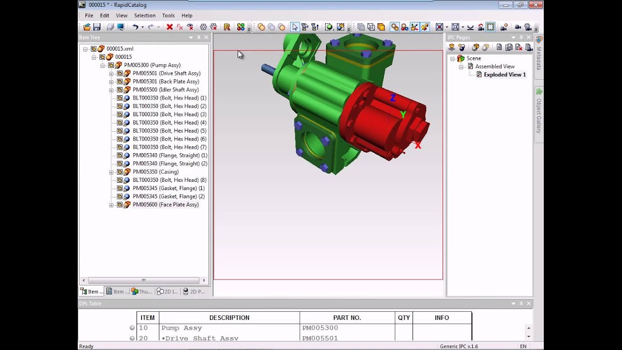 Integration of Siemens Teamcenter® software and Cortona3D