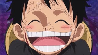 Luffy Escapes From Mirrorworld | One Piece Ep 858