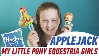 My Little AppleJack: обзор и распаковка куклы