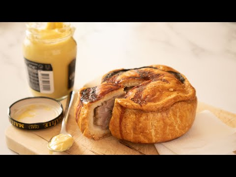 How to Make an Easy Traditional British Pork Pie