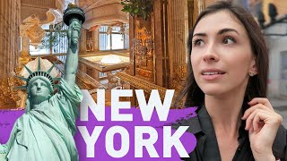 НЬЮ-ЙОРК. КВАРТИРА ТРАМПА. ОДНУШКА ЗА $7000 в месяц!