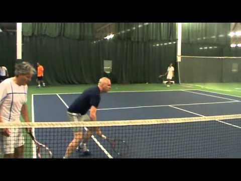 Andy HIll Cardio Tennis 2 CHLTC